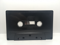 C-106 Normal Bias Black Cassettes 8 Pack