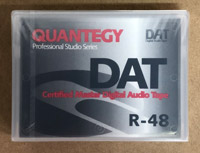 Quantegy R48 Certified DAT Tape Made in Japan