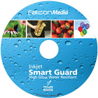 Falcon Smart Guard Silver DVD-R
