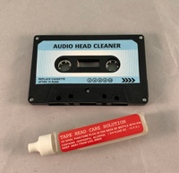 Stevenson Cassette Head Cleaner