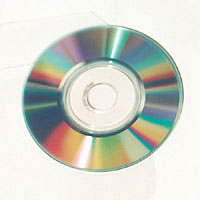 3 Inch Mini CD-R with Sleeve (97pk)