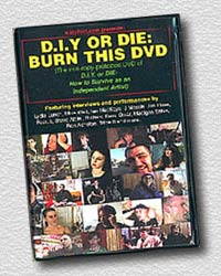 DIY or Die DVD
