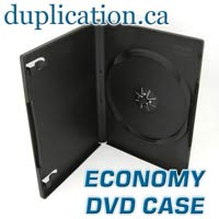 Economy DVD Box - 100 pieces