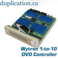 DVD Copy Controller 1-to-10 Wytron DVD-688