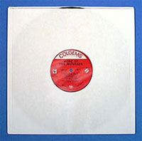 12 Inch White Polylined Inner Record Sleeves (per piece)