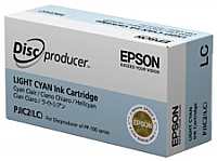 EPSON LIGHT CYAN INK CARTRIDGE FOR DISCPRODUCER PP-100