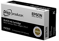 EPSON BLACK INK CARTRIDGE FOR DISCPRODUCER PP-100
