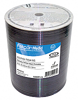 Falcon Glossy Inkjet CD-Rs #732
