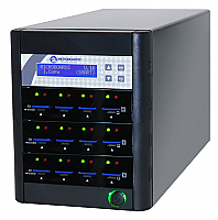 11-Slot SD Card Duplicator