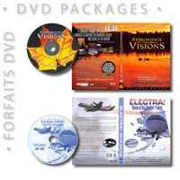 Price Drop: DVD Pressing Package with Case and Cover