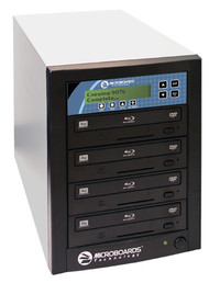 Microboards CopyWriter Pro Blu-Ray Duplicator with up to 10 drives