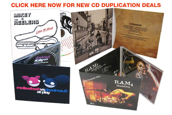 cd duplication deals
