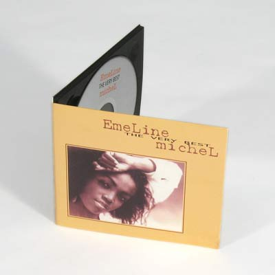 Emeline Michel CD Digipak