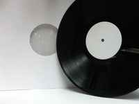 white label vinyl promo package