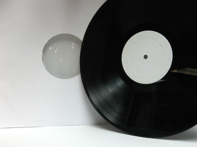 vinyl white label promotion