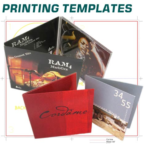 printing templates picture