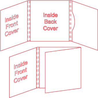 Cd Mailers And Wallets 6 Panel Series Template Download