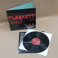 Joel Plaskett Truthfully Vinyl